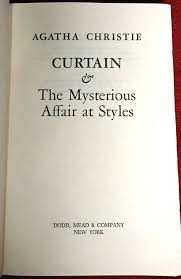 Curtain & The Mysterious Affair at Styles