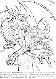 Cool Dragon Coloring Pages Cute Chinese
