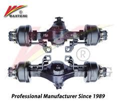 100 Truck Axles Sinotruck Howo Parts Drive Rear Drive Axle Buy Heavy