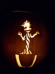 Legend Of Zelda Pumpkin Template by Baby Groot Pumpkin By Purplescented On Deviantart