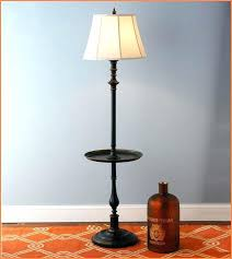 Floor Lamps With Table Attached by Floor Lamp Table Floor Lamp With Glass Table Attached U2013 Matchmate