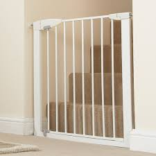 Amazon.com : Munchkin Easy Close Metal Baby Gate, White : Indoor ... Model Staircase Gate Awesome Picture Concept Image Of Regalo Baby Gates 2017 Reviews Petandbabygates North States Tall Natural Wood Stairway Swing 2842 Safety Stair Bring Mae Flowers Amazoncom Summer Infant 33 Inch H Banister And With Gate To Banister No Drilling Youtube Of The Best For Top Stairs Design That You Must Lindam Pssure Fit Customer Review Video Naomi Retractable Adviser Inspiration Jen Joes Diy Classy Maison De Pax Keep Your Babies Safe Using House Exterior