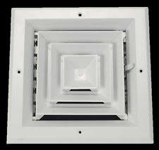 Drop Ceiling Air Vents by Drop Ceiling Air Vent Diffuser Cover The Best Air 2017