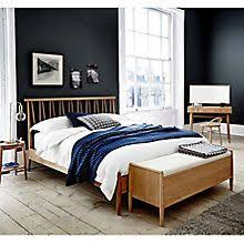Crisp White Linen Sheets And A Scandi Themed Bedroom Can All Be Found At John Lewis