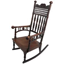 19th Century Oak Rocking Chair Attributed To Merklen Brothers Traditional Wooden Rocking Chair White Palm Harbor Wicker Rocking Chair Pong Rockingchair Oak Veneer Hillared Anthracite Ikea Royal Oak Rover Buy Ivy Terrace Classics Mahogany Patio Rocker Vintage With Pressed Back Jack Post Childrens Childs Antique Chairs Mission Armchair Tiger Styles In Huntly Aberdeenshire Gumtree Solid Rocking Chair