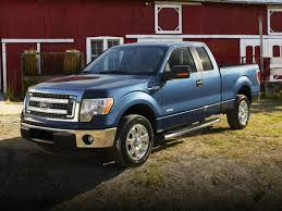 Pre-Owned 2013 Ford F-150 STX Standard Bed In Colorado Springs ...