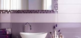 salle de bain mauve élégant carrelage salle de bain avec mosaique bleu salle de bain
