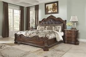 ashley furniture king sleigh bed awesome best choice ashley