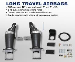 Long Travel Air Bags For Dodge Ram Suspension - Air Assist For Dodge ... 2014 Ram 2500 Big Wig Air Spring Kit Install In The Bag Bag W01m586251air Ride Suspension 15619car Parttruck Spare Ultimate Ride Performance Suspension Lowering Kits Lift Shocks Springs Air 101 Chevy Dually In For And 22s How To Stanceworks Installs Lifts 3h Digital Management Ford Full Airride Smarter Driver Rrseat Airbags Are On Way Video Roadshow Firestone Derite Helper Discount Hitch Truck Airbags My Lifted Truck Powerstroke Diesel Forum F150 Safer Towing Better Handling Part 1