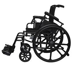 Bariatric Transport Chair 24 Seat by Medsource Mobility