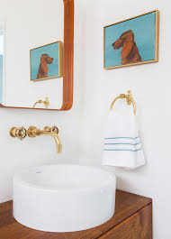 Bathroom Vessel Sinks And Faucets Decor Ideas Let S Talk Wall Mount ... From A Floating Vanity To Vessel Sink Your Ideas Guide Stylish And Diverse Bathroom Sinks Oil Dectable Small Mounting Cabinet Led Gorgeous For Elegant Vanities Sets Design White Mini Lowes 12 Inch Wide 13 Valve 16 Guest With Amazing Tiles In Walk Shower And Cabinets Large Unit Wooden Designs Homebase Grey Corner Modern Exotic Pictures Of Bowl Glass Inspiring Diy Netbul Beautiful 47 High End Bathroom Vessel Sinks Made By