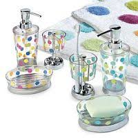 Cute Girly Bathroom Sets by Polka Dot Bathroom Accessories Chic Cheap Bath Towels Cute