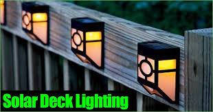 lighting solar deck post cap lights home depot solar deck