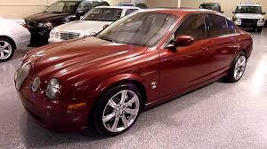 2003 Jaguar S TYPE 4dr Sedan V8 R Supercharged 2129 SOLD