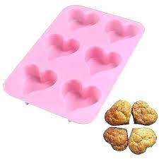 Heart Shaped Cupcake Pans Pan Muffin Target Tins SmartKiss