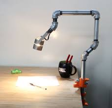 desk clamp lamp clamp lamp pipes and desks