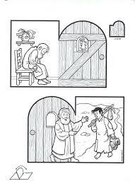 Knutselwerkje De Verloren Zoon Bible Craft The Prodigal Son