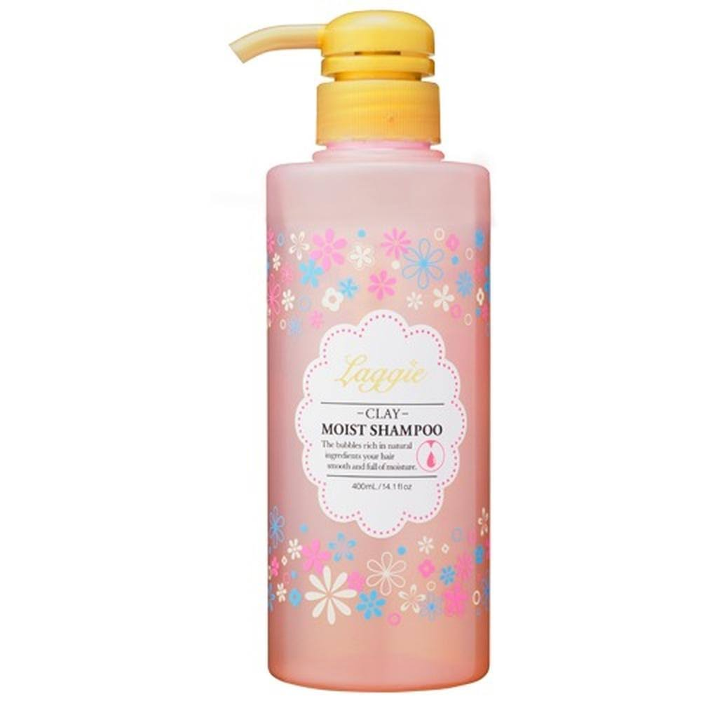 Laggie Moist Rich Shampoo - 400ml