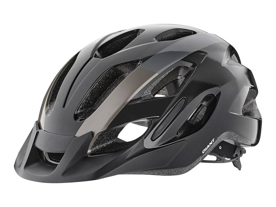 Giant Compel Bike Helmet - Black, X-Large
