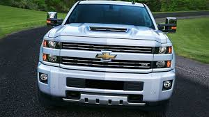 100 Hood Scoops For Trucks The Chevy Silverados New Scoop Looks Hungry