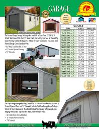 Metal Storage Shed Doors by Vinyl Garage Storage Building U2013 Storage Sheds U2013 Garages U2013 Shed