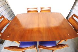 American Of Martinsville Dining Room Furniture by Modernhaus George Nelson And Whatnot