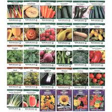 100 Heirloom Food Truck Seed Assortment 8211 Collection Of 30 NonGMO Easy Grow