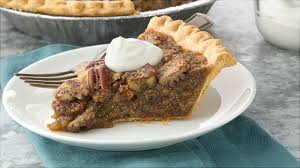 Pumpkin Pie With Molasses Brown Sugar by Easy Pecan Pie Recipe Pillsbury Com