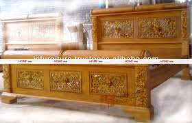 Home Decor Magazine Indonesia by Teak Chippendale Four Poster Beds Hand Carved Wooden Furniture