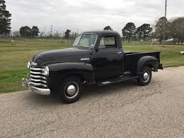 Great Condition Daily Driver 1951 Chevrolet Pickups Vintage ...
