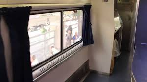 Superliner Family Bedroom by Interior Walk Through Of The Amtrak Train The Texas Eagle Youtube