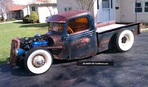 1937 Ford Pickup Hot Rod / Rat Rod