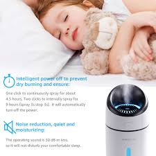 ohne lärm luftbefeuchter für schlafzimmer büro auto desktop