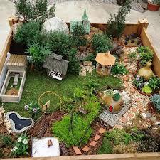Sunnydaze Raised Wood Garden Bed Planter Box With Shelf 30