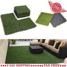 garden winds grass deck tiles 35mm 717964038207 ebay