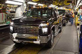 100 Chevy Gmc Trucks 2020 Silverado HD Sierra HD Ship Out GM Authority