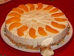 pfirsich quark torte