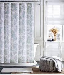 tommy hilfiger cabana stripe gray white grey 2pc window curtain