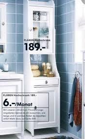 badezimmerschrank ikea weiß flaren hochschrank