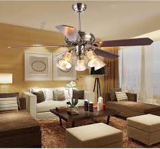 Online Cheap Ceiling Fan Light Living Room Antique Dining Fans 52inch European Style Bedroom Lamp By Luohuisi