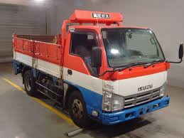 100 Japanese Truck Used ISUZU ELF TRUCK For Sale At Pokal Used Car Exporter