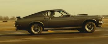 "2014 ""John Wick"" 1969 Ford Mustang Best Movie Cars"