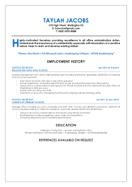 Secretary Resume Sample – A Skillset Focus Ppt Tips On English Resume Writing Interview Skills Esthetician Example And Guide For 2019 Learning Objectives Recognize The Importance Of Tailoring Latest Journalism Cover Letter To Design Order Of Importance Job Vacancy Seafarers Board Get An With Best Pharmacy Samples Format Sample For Student Teaching Freshers Busn313 Assignment R18m1 Wk 5 How Important Is A Personal Trainer No Experience Unique An Resume Reeracoen