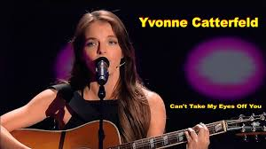 yvonne catterfeld frankie valli can t take my you the voice 2020 germany