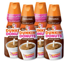 Dunkin Pumpkin Spice Donut by New Dunkin U0027 Donuts Creamer Coupon And Stock Up Deal At Giant Eagle