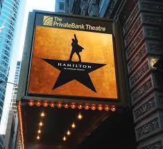 PLATO Hamilton An American Musical Private Bank Theatre