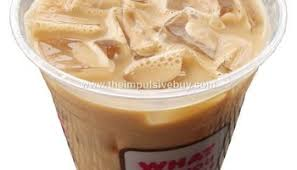 Large Pumpkin Iced Coffee Dunkin Donuts by Review Dunkin U0027 Donuts Frozen Chocolate The Impulsive Buy