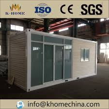 100 Sea Container House China Price Shipping Home China