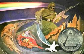 Denver Colorado Airport Murals by Will There Be A New World Order The Watchman U0027s Post