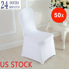 Details About 50 White Spandex Stretch Folding Chair Covers Wedding Party  Banquet US Stock Details About 75 Polyester Folding Chair Covers Wedding Party Banquet Reception Decorations Monrise 12 Pcs White Spandex Chair Covers Universal Polyester Stretch Slipcover For And Hotel Decoration Elastic Our White Tablecloths With Folding Chair Covers Folding Accessory Nisse Black Cover Gold Cheap Linen Find Row Of Chairs Fabric Stock Photo Home Fniture Diy 50pcs Whosale Chairswhite Wood Buy Aircheap Chairsfolding Product On Alibacom 50pcs Premium Poly Wedding Party Outstanding See Through Ding Chairs Room